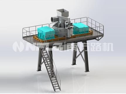 NF series sand making and shaping