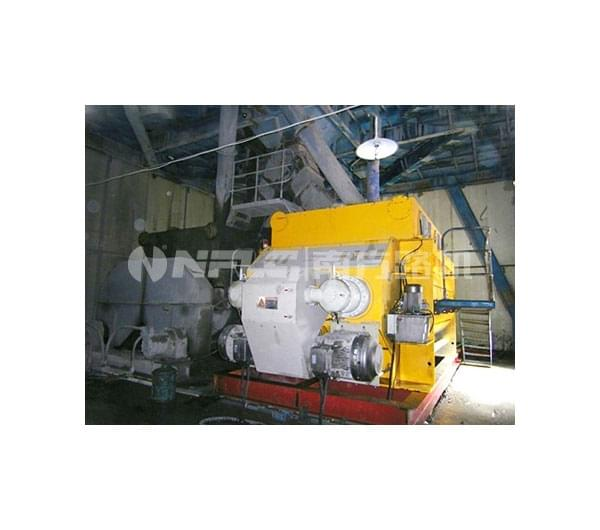 JS7000 hydropower concrete mixer