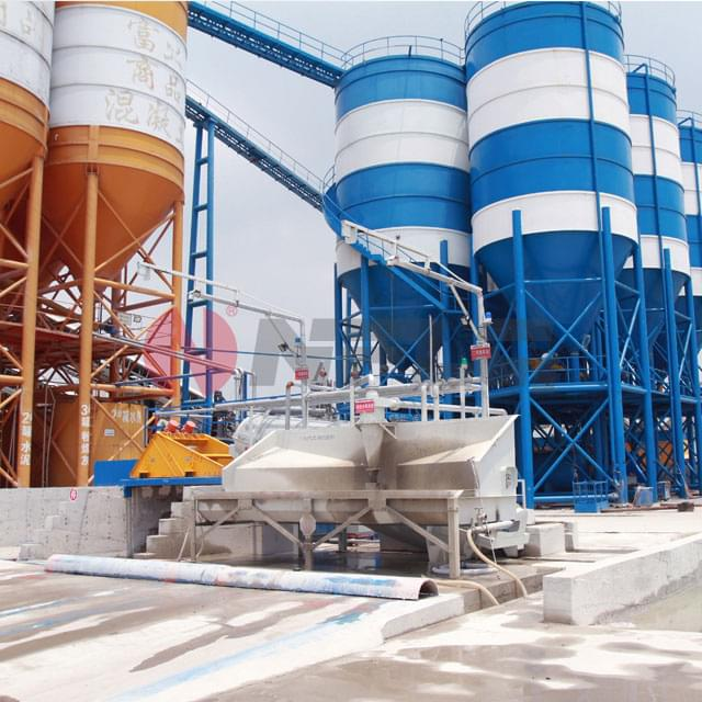 YCRP40-Series-Wet-concrete-recycling-Equipment