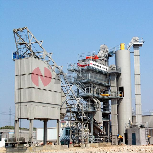 Side-type-Asphalt-Mixing-Equipment
