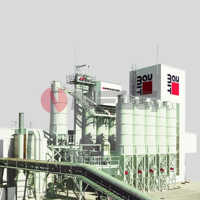 Workshop-type Dry Mortar Mixing Equipment